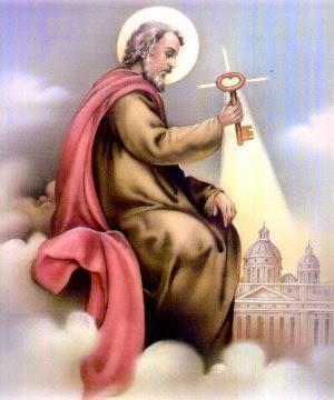Festa da Cátedra de São Pedro, Apóstolo - Músicas para Missa
